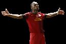 Didier Drogba football render