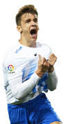 Diego Llorente football render