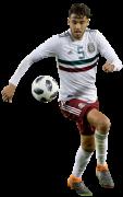 Diego Reyes football render