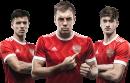 Dmitry Poloz, Artem Dzyuba & Alexey Miranchuk