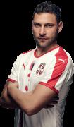 Duško Tošić football render