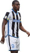 Duvan Zapata football render