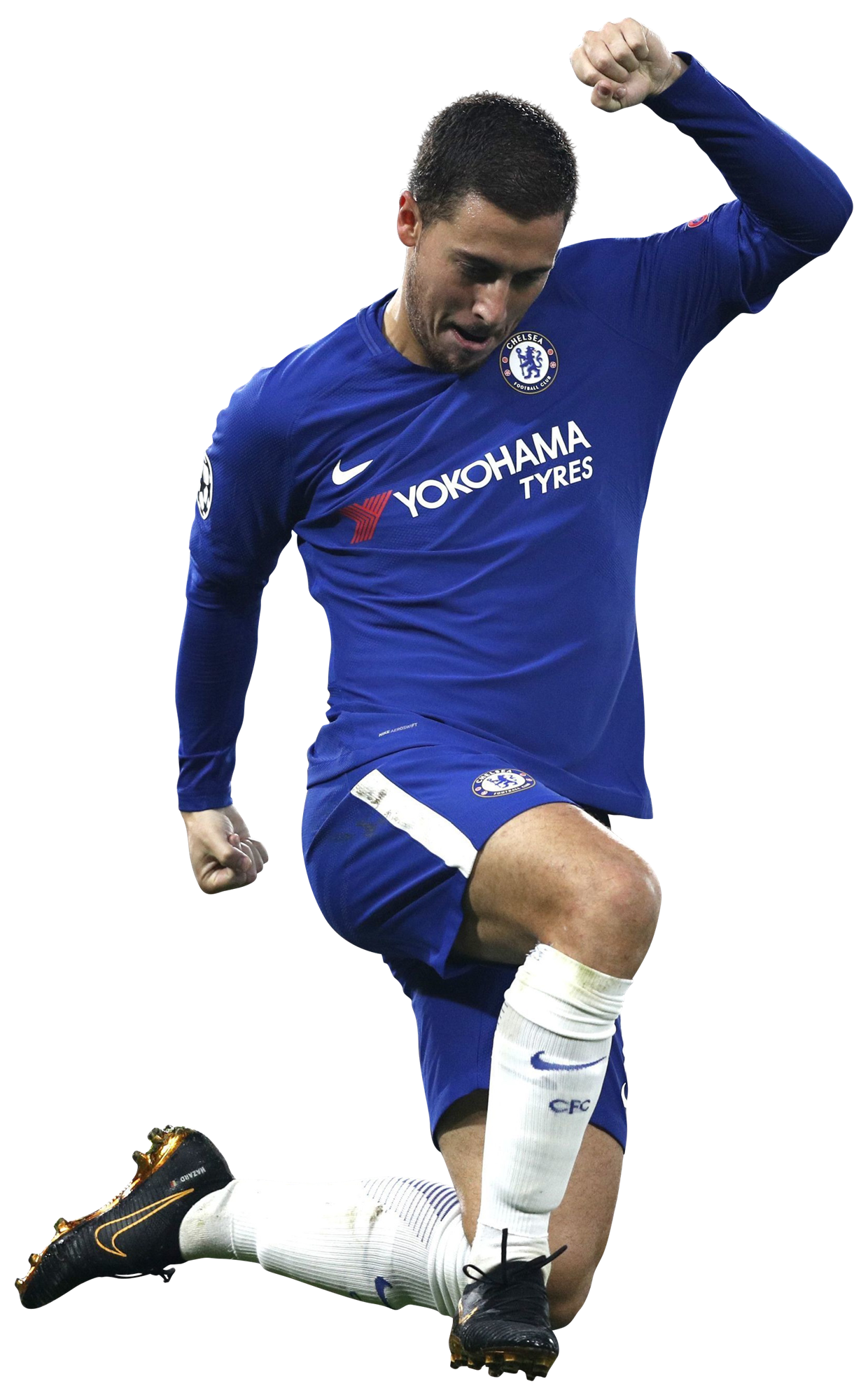Eden Hazard Football Render 41846 Footyrenders