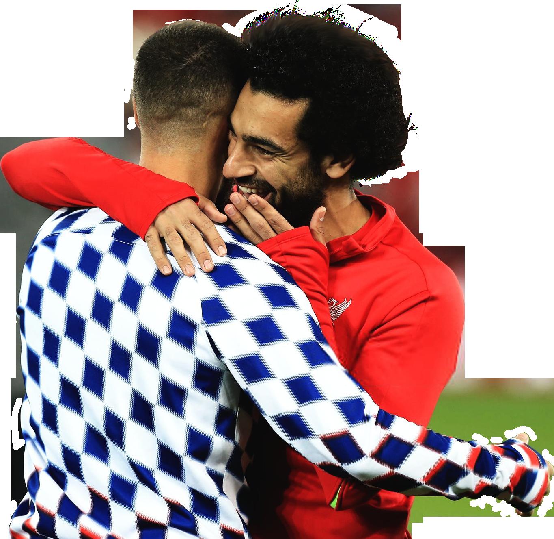Eden Hazard & Mohamed Salahrender