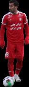 Ehsan Hajsafi football render