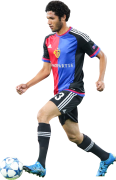 Mohamed Elneny football render