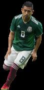 Elias Hernandez football render
