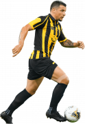 Emiliano Vecchio football render