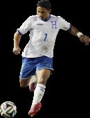 Emilio Izaguirre football render