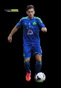 Emir Bajrami football render