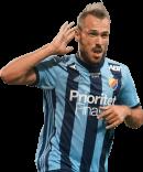 Emir Kujović football render