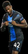 Emmanuel Bonaventure football render