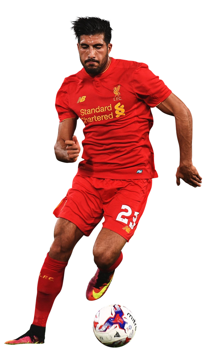 Emre Can render