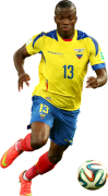 Enner Valencia football render