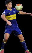 Cristian Erbes football render