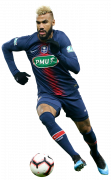 Eric Maxim Choupo-Moting football render