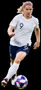 Eugenie Le Sommer football render