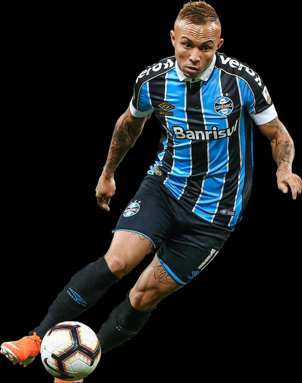 Everton Cebolinha Soares Football Render 58161 Footyrenders