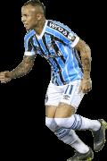 "Everton ""Cebolinha"" Soares football render"