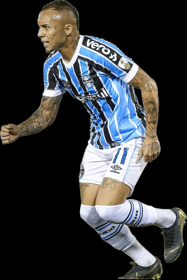 Everton Cebolinha Soares Football Render 54073 Footyrenders
