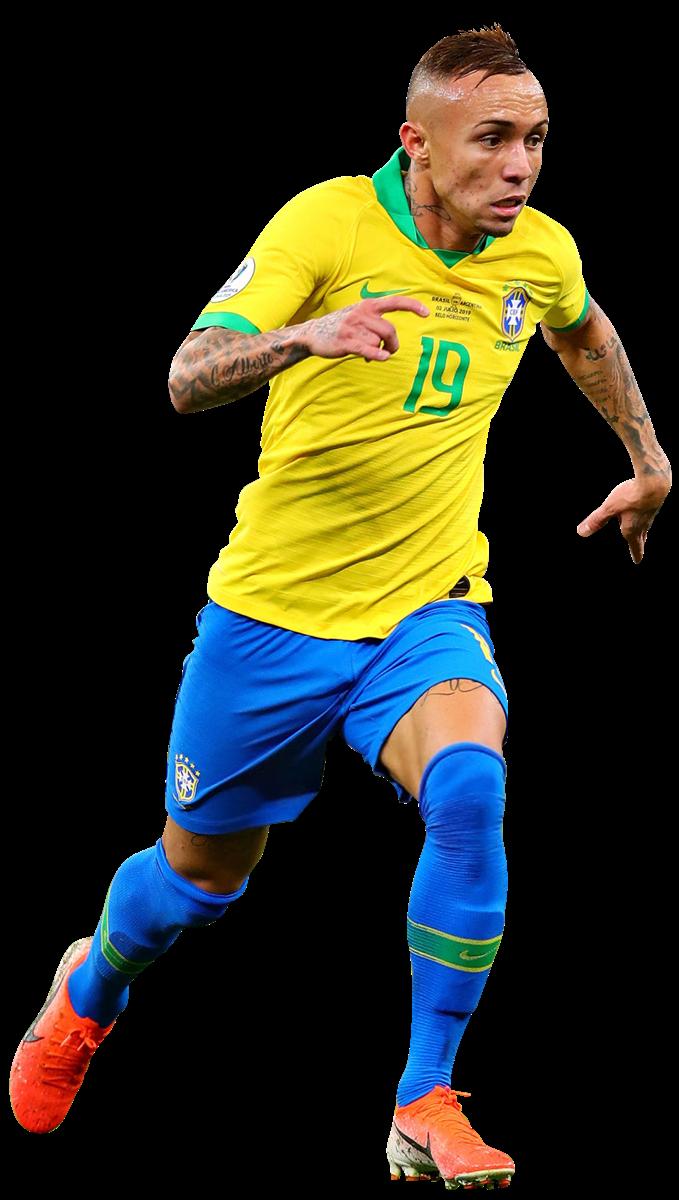 Everton Cebolinha Soares Football Render 55391 Footyrenders