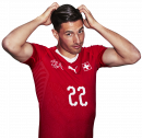 Fabian Schär football render