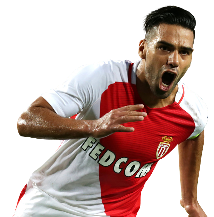Radamel Falcao render