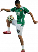 Faycal Fajr football render