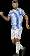 Federico Di Francesco football render
