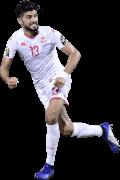 Ferjani Sassi football render