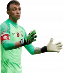 Fernando Muslera football render
