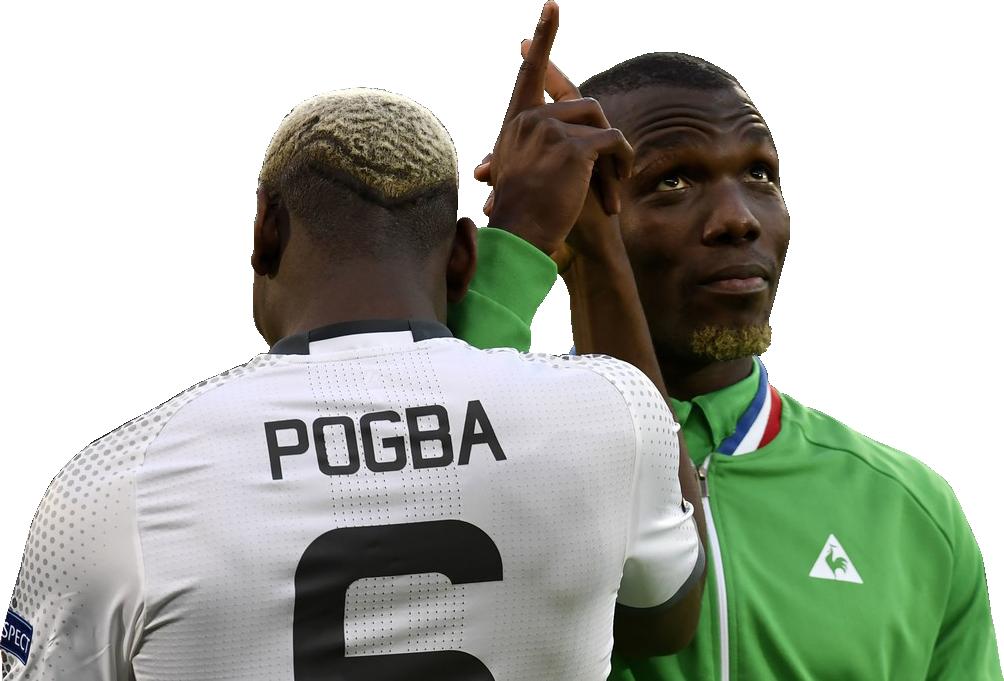 Florentin Pogba & Paul Pogbarender