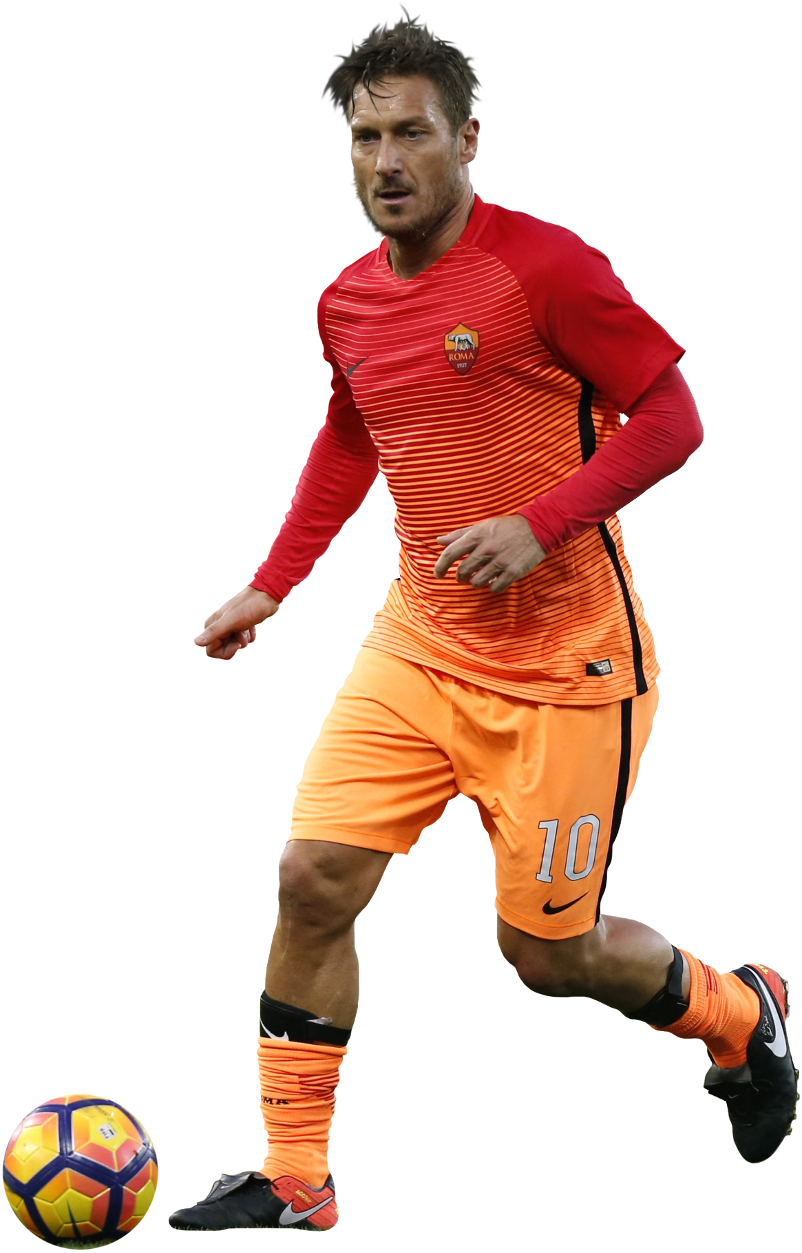 Francesco Totti football render - 33635 - FootyRenders