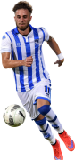 Francesco Zampano football render
