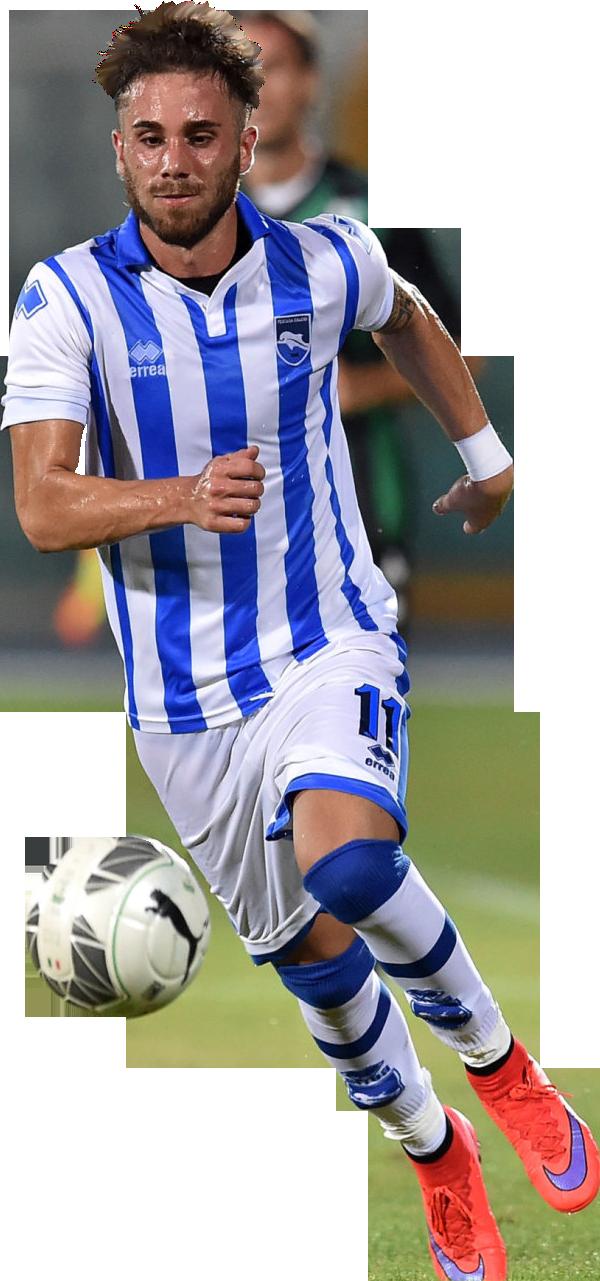 Francesco Zampano football render - 23271 - FootyRenders