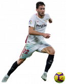 Franco Vazquez football render