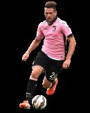 Franco Vazquez football render