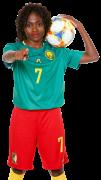Gabrielle Onguene football render