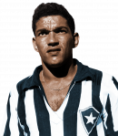 Garrincha football render