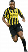 Garry Rodrigues football render