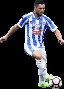 Gianluca Caprari football render
