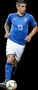 Gianluca Mancini football render