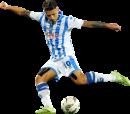 Gianluca Lapadula football render