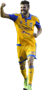 André-Pierre Gignac football render