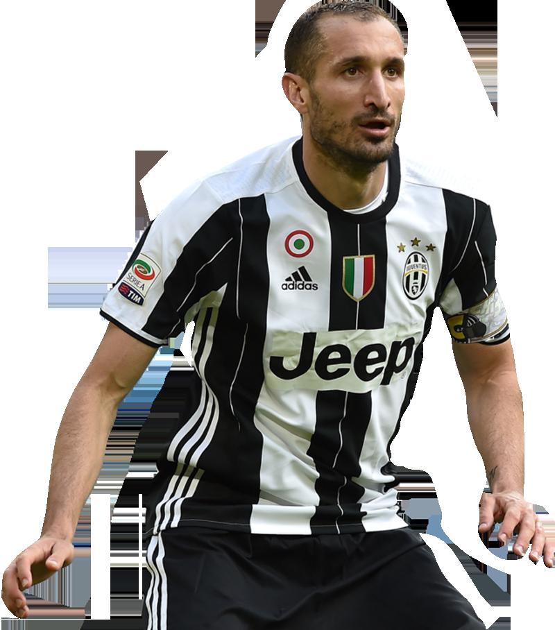 Giorgio Chiellini football render - 25737 - FootyRenders
