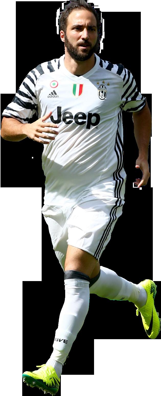 Higuain Milan Png