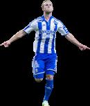 Gustav Engvall football render