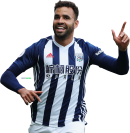Hal Robson-Kanu football render