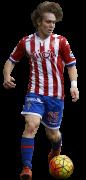 Alen Halilovic football render