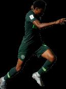 Halimatu Ayinde football render